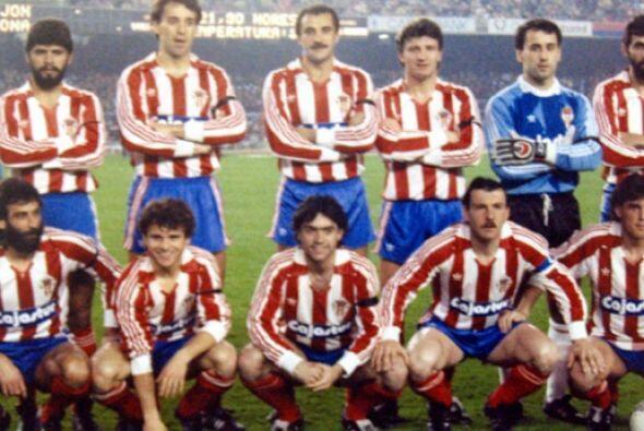 En la misma campaña se vieron las caras Osasuna y Sporting de Gijón dond...