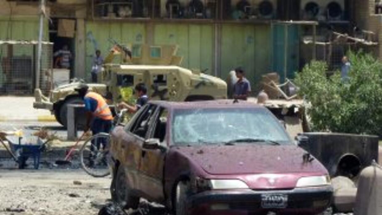 El pasado 23 de julio, más de 100 personas murieron y alrededor de 200 r...