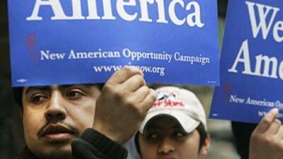 En Estados Unidos viven 11 millones de indocumentados que aguardan una r...