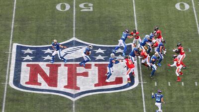 En fotos: La Conferencia Americana se llevó la edición 2018 del Pro Bowl