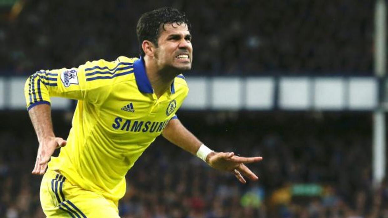 El brasileño naturalizado español marcó un doblete que sentenció el duel...