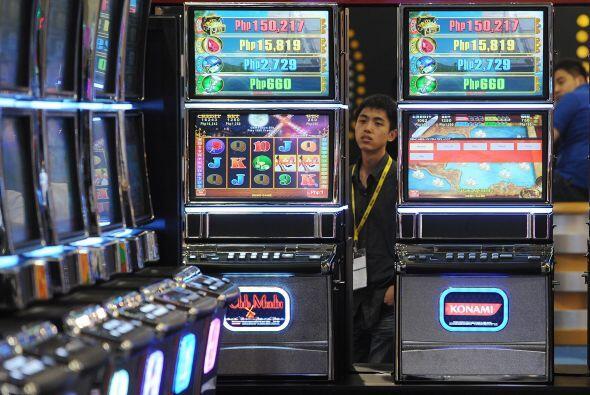 """INDIANA """" Con un ligero descenso anual de 0.4%, los apostadores gastaron..."""
