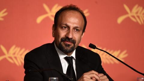 Fahardi ganó un Oscar en el 2012 en la categoría 'Mejor gu...