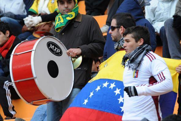 La Copa América de Argentina finalizó su primera ronda de...