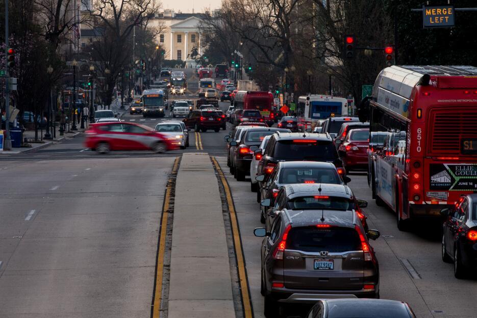 4. Washington, D.C. 4.3 years between accidents.