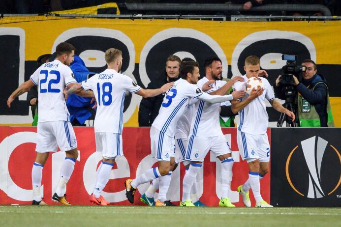 Young Boys 0-1 Dynamo Kiev: la escuadra ucraniana sigue a paso firme en...