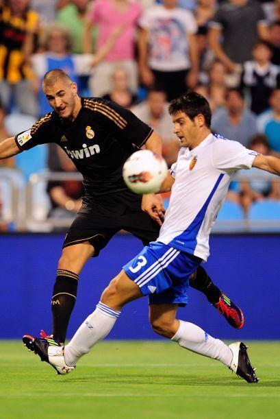 Con el inicio de la Liga española en su edición 2011-12, el Real Madrid...