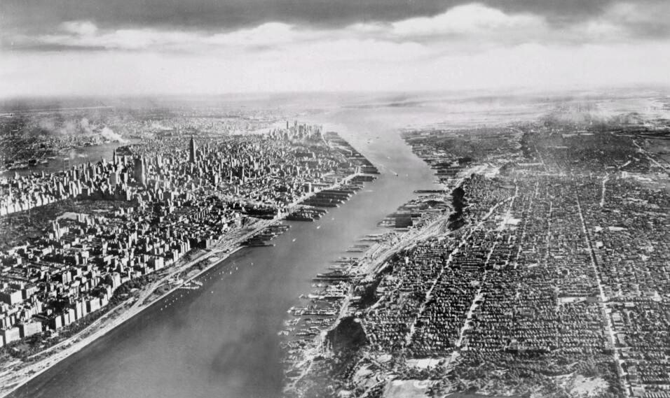 Fotos vintage de Manhattan
