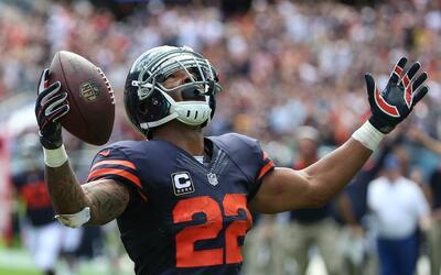 Forte sumó 14,468 yardas totales y 75 touchdowns.
