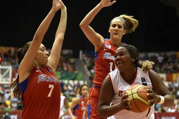 En la Final de basquetbol femenil, Cuba dio muestra de su temple al adue...