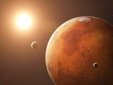 Marte entra en Acuario el día 9 (tiempo de inventos, activismo político,...