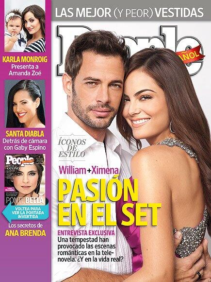 William Levy Ximena Navarrete