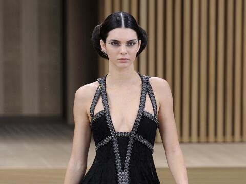 Kendall Jenner Paris Fashion Week