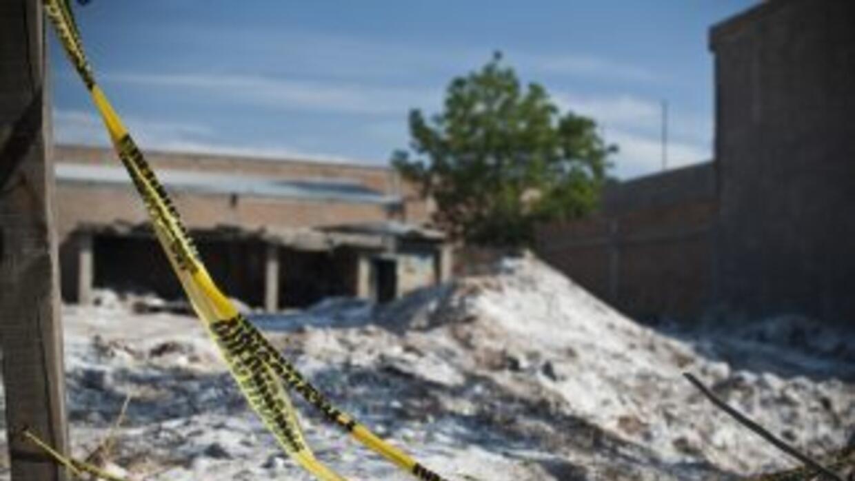 Los cuerpos de cuatro niños que habían desaparecido hace una semana en T...