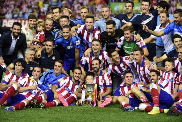 El Atlético demostró que esta temporada también va a por todo, a pesar d...