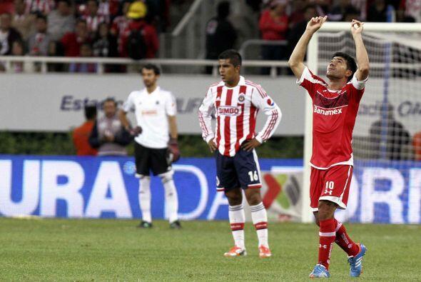 Esta es la última ocasión que las Chivas clasificaron a li...