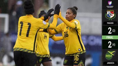 En emocionantes penales, Jamaica consiguió su pase a Francia 2019