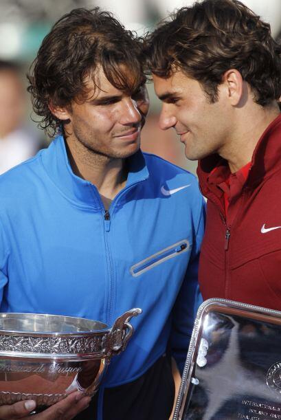 Nadal igualó el récord de seis títulos de Borg en el Abierto de Francia...