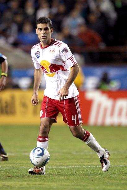Uno de los jugadores más experimentados, sin dudas, es Rafael Márquez. J...