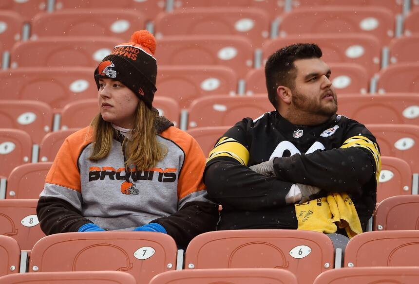 Adiós a la temporada regular de la NFL, y los fans demostraron toda su p...
