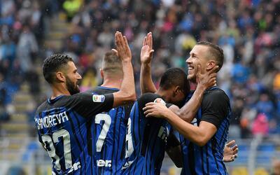 El Inter remonta y empata en loco partido en casa del Hellas Verona Gett...