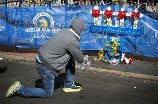El maratón va desde el pueblo de Hopkinton hasta Boston.