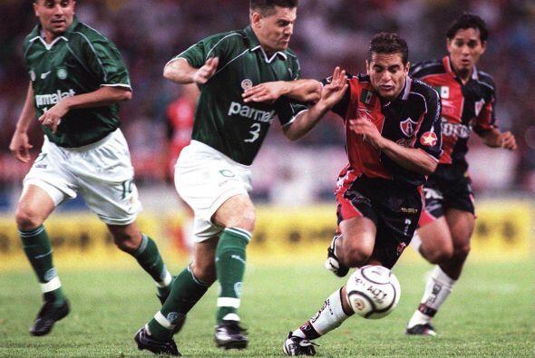 En cuartos de final el Atlas chocharía con el Palmeiras de Brasil, los c...