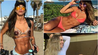 Las claves de Camila Guper para convertirse en una sensual embajadora de la vida fitness
