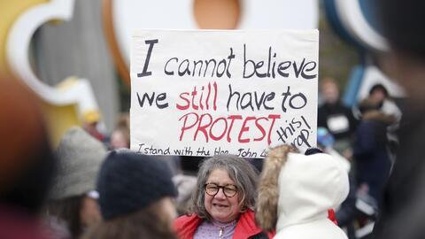 Razones para protestar