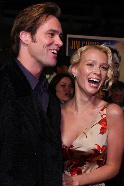 """En cine, actuó en 2001 con Jim Carrey en """"The Majestic""""..."""
