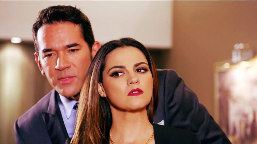 ¡Alicia conquistó el corazón de Augusto!