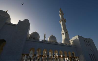 La mezquita ahora se llama 'Mariam, Umm Eisa', que en castellano es 'Mar...