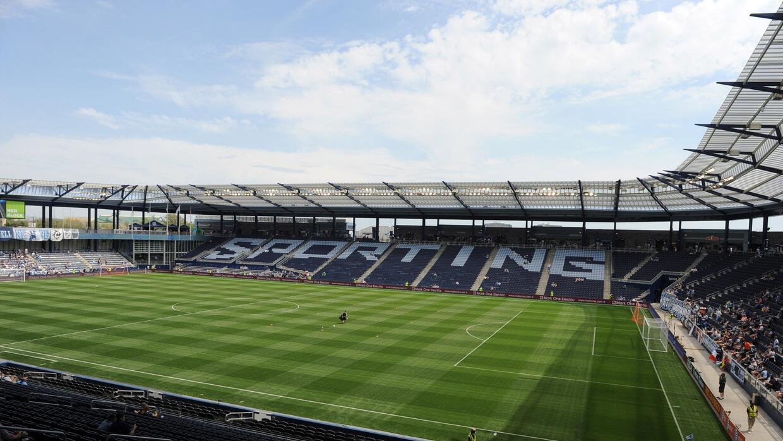 Sporting Kansas City.  Abrió sus puertas el 9 de junio del 2011.  Tiene...