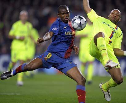 Rugió más que el LyonEn octavos de final el Barcelona se cruzó con el ca...