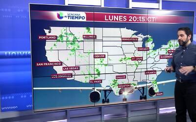 Pronóstico viajero martes 27 de junio