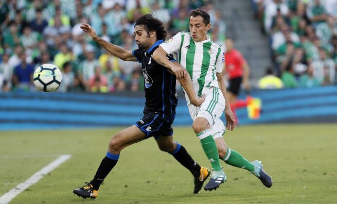 El Betis le ganó al Deportivo y Guardado puso asistencia 636411892729003...