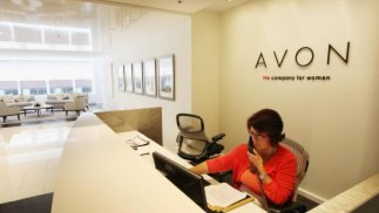 Avon es la mayor firma del mundo de productos cosméticos y belleza por v...