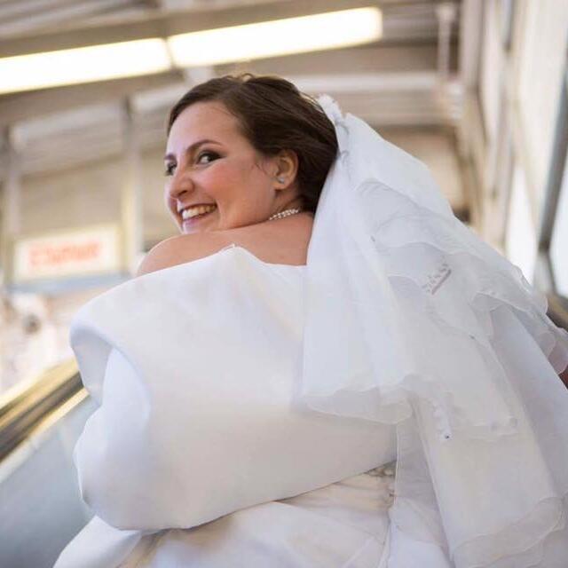 Una pareja de Chicago celebró su boda en un tren de la CTA