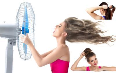 peinados verano calor