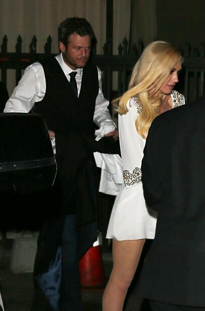 Gwen y Blake