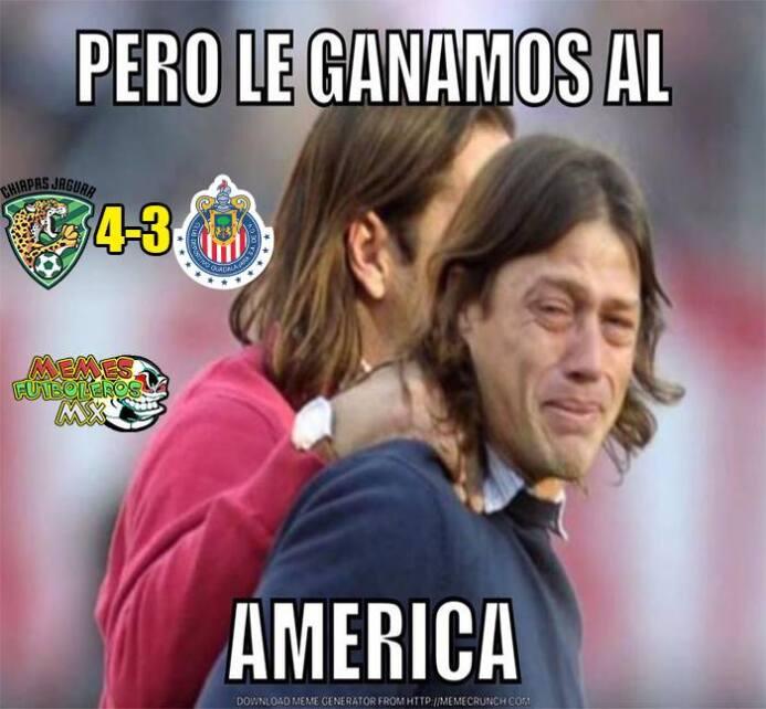 El Guadalajara fue derrotado sorpresivamente por Chiapas y las burlas no...