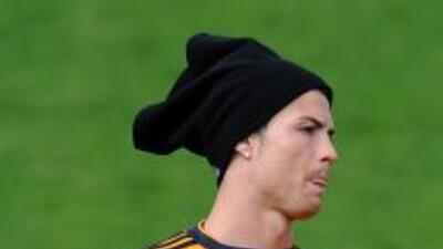 El portugués está de vuelta en las prácticas para preparar su regreso co...
