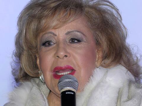 ¡Silvia Pinal padece la enfermedad de Alzheimer!