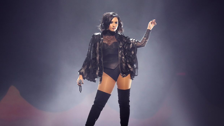 Se ha desatado una guerra entre dos grandes estrellas del pop: Demi Lova...