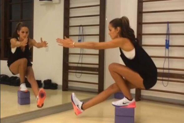 Para obtener fuerza en el abdomen, este ejercicio es ideal. Pero recuerd...