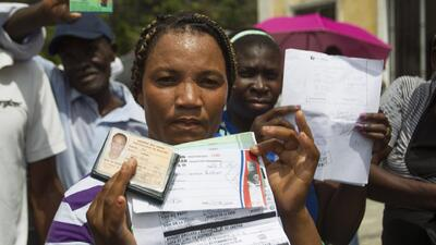 Haitianos buscan no ser deportados de República Dominicana