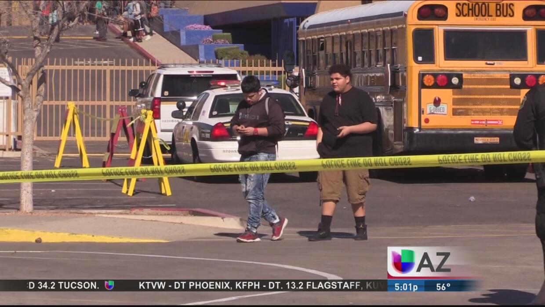 Confirman como homicidio-suicidio la muerte de dos estudiantes en escuel...