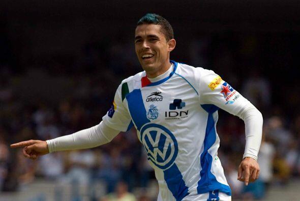 Hérculez Gómez, el delantero originario de Los Ánge...