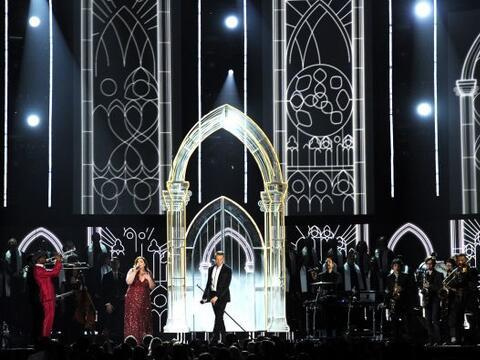 Lo que nunca había ocurrido en los premios Grammy sorprendi&oacut...