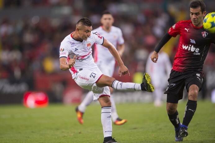 Estos son los 11 héroes de la jornada cuatro de la Liga MX 20170128_5581...